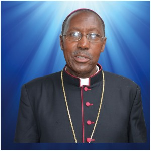 Rt. Rev. Peter Kihara, IMC
