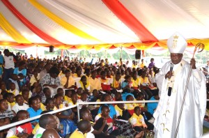 Pastoral mission among children is vital, says Cardinal Njue