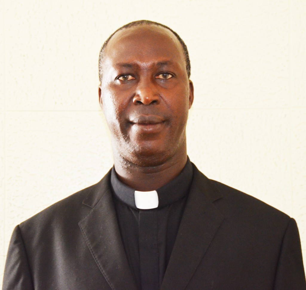 Very Rev. Fr. Daniel Rono
