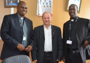 MISEREOR Director General visits the Kenya Catholic Secretariat