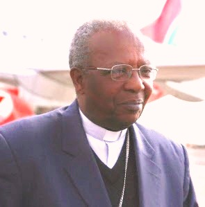 CARDINAL NJUE CALLS ON THE CHURCH TO STRIVE TOWARDS SELF RELIANCE