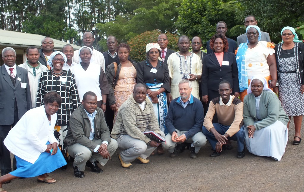 Nyeri Metropolitan Pastoral and Laity Coordinators Meeting