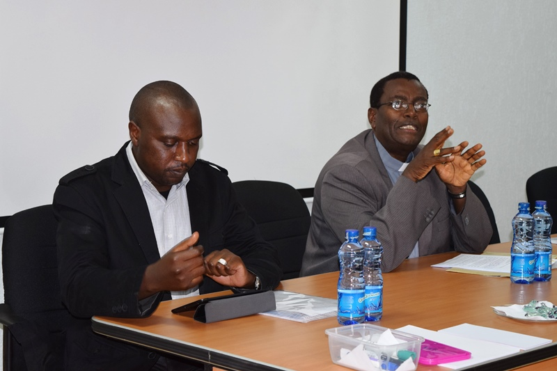 Speech by Rt. Rev. David Kamau during the official Opening of the meeting of Communication Coordinators on 18th November 2014