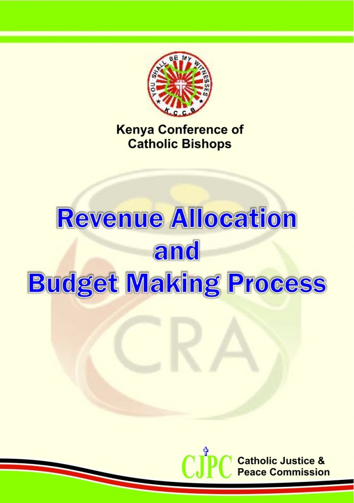 Revenue Allocation and Budget Making Process