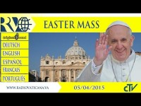 Pope's Easter message: In this violent world, what we need is Christ's resurrection