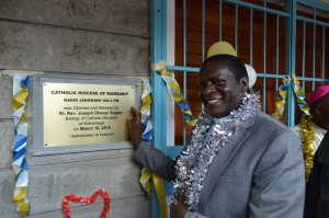 EIGHTH CATHOLIC RADIO STATION OPENS IN MARSARBIT