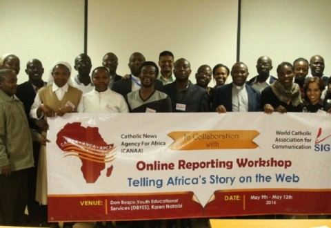 Telling African Stories