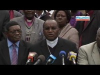 RELIGIOUS LEADERS PRE STATEMENT ON IEBC & ELECTORAL REFORMS-SWAHILI SUMMARY