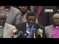 RELIGIOUS LEADERS PRESS STATEMENT ON IEBC & ELECTORAL REFORMS-MESSAGE OF CONDOLENCE
