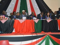 CONCLUDE URGENT REFORMS TO ASSURE KENYANS OF A CREDIBLE ELECTION