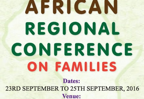 Kenya to host African Regional Conference on Families