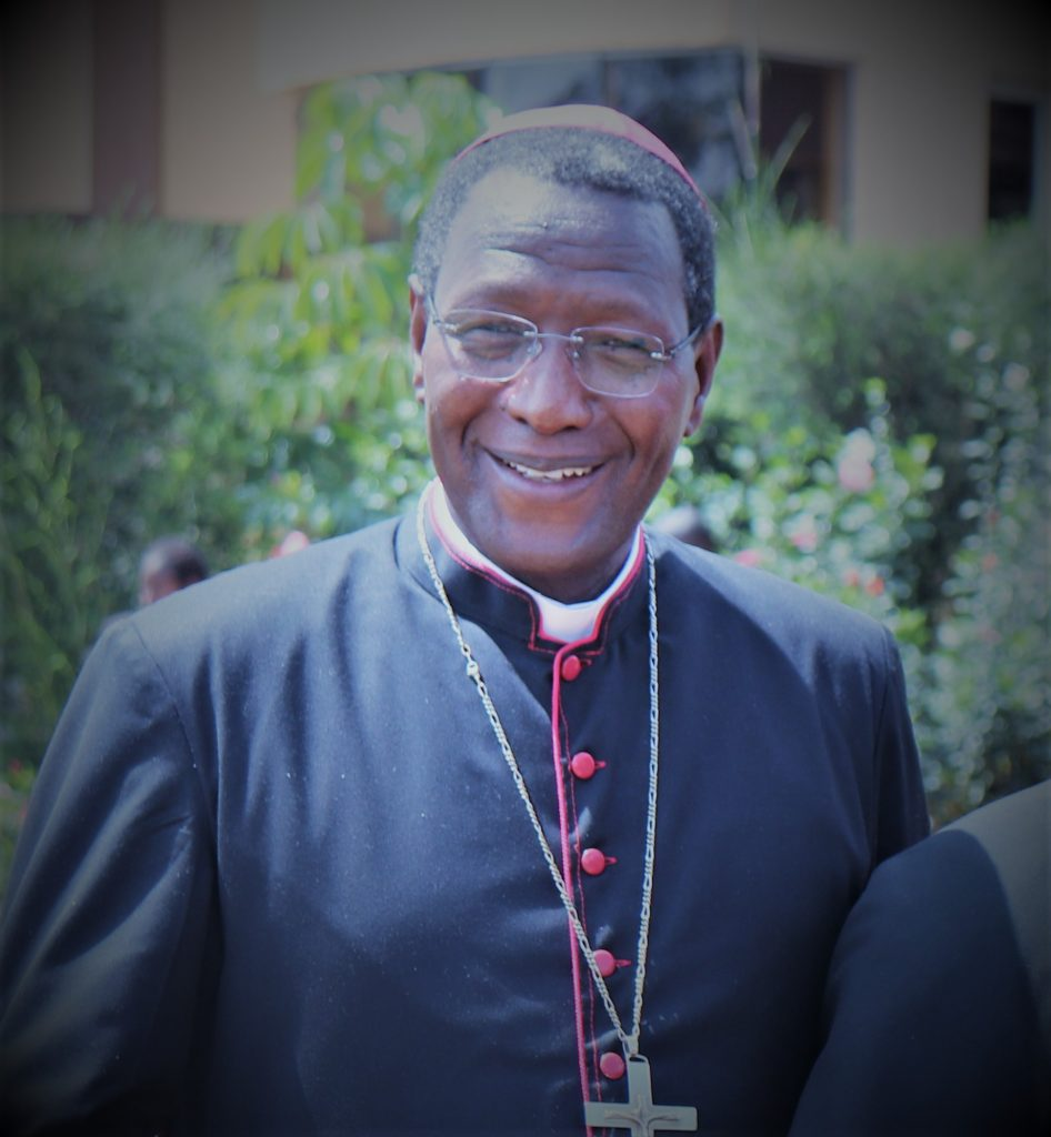 POPE FRANCIS APPOINTS RT. REV. ALFRED ROTICH AS BISHOP OF KERICHO