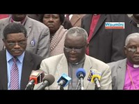 RELIGIOUS LEADERS PRESS STATEMENT ON IEBC & ELECTORAL REFORMS-PARLIAMETARY ELECTORAL REFORMS