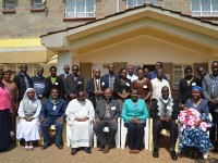 Catechists and Family Life Coordinators to spread joy of love