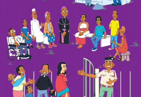Lenten Campaign  2019 (Swahili) POSTER